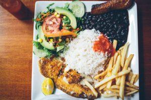 Mahlzeiten - Typical Casado
