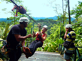 Adventures - Canopy and Zip Line Tour